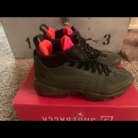 sports shoes bf880 216a9 Nike air max 95 sneakerboot 10.5